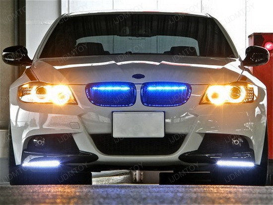 BMW - E90 - 335i - LED - light - strips - 2